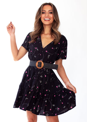 Women's Lolana Swing Dress - Matysse - Jaase