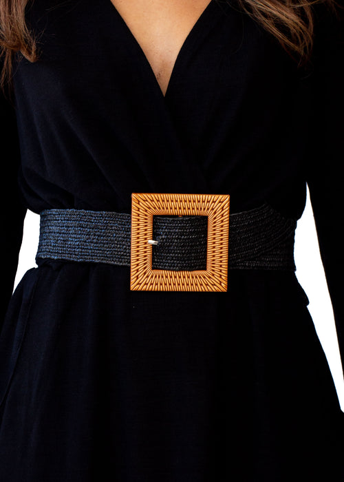 Women's Halsey Belt - Black