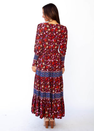 Stephanie Maxi Dress - Harlem