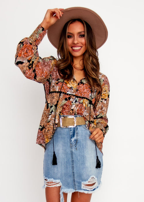 Women's Sandy Blouse - Lorelei - Jaase
