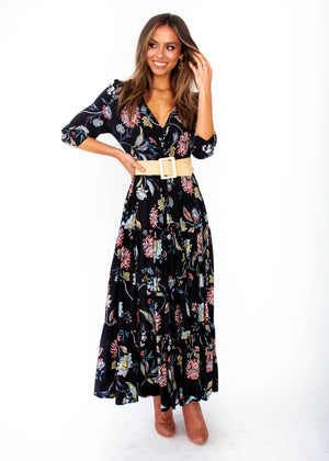 Tessa Maxi Dress - Under The Stars