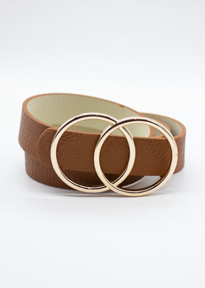 Antonia Belt - Tan
