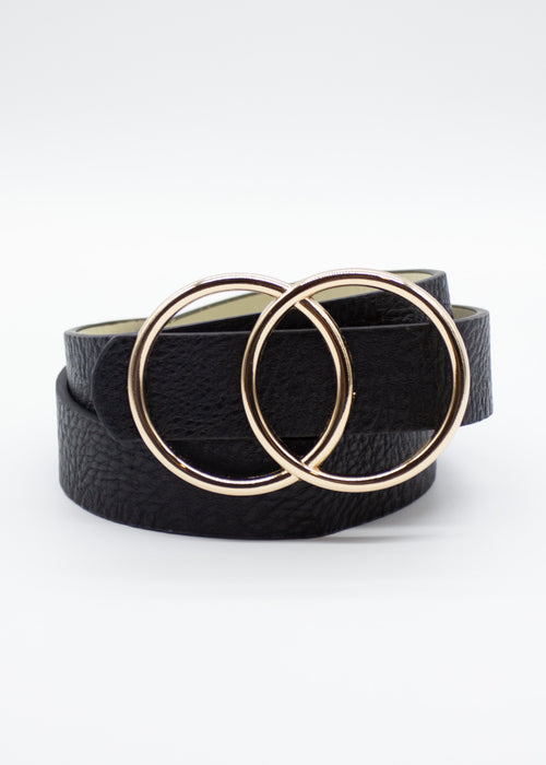 Antonia Belt - Black