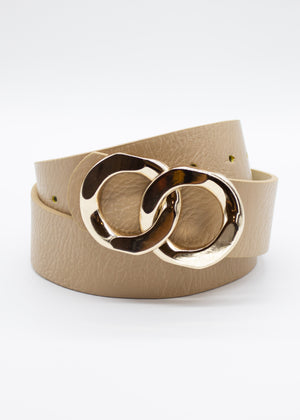 Strategic Love Belt - Nude