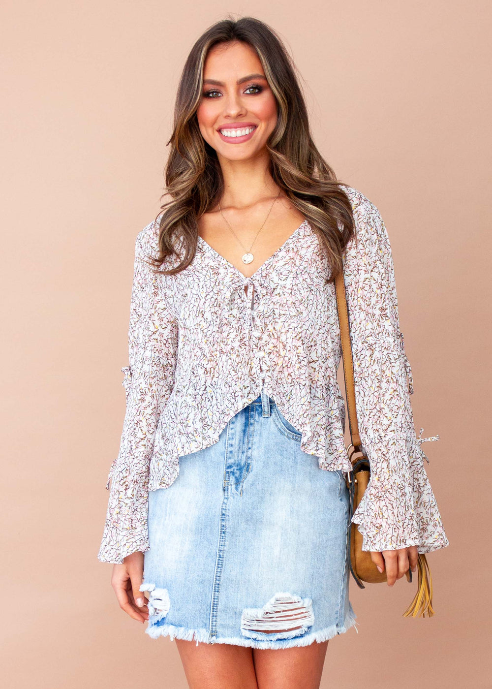 Rosewood Blouse - Blossom