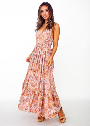 Rabiah Maxi Dress - Angelica