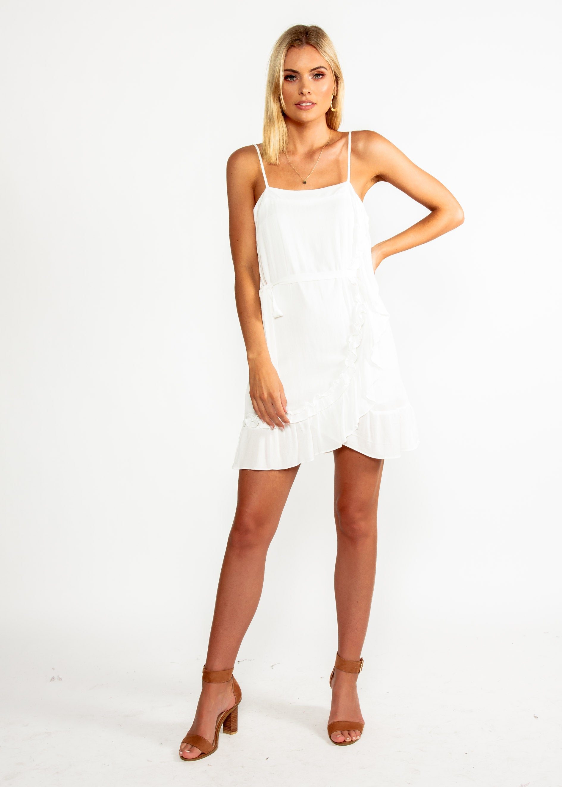 Pretty Little Lies Dress - White