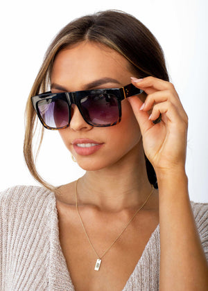 Rocco Sunglasses - Black/Tort