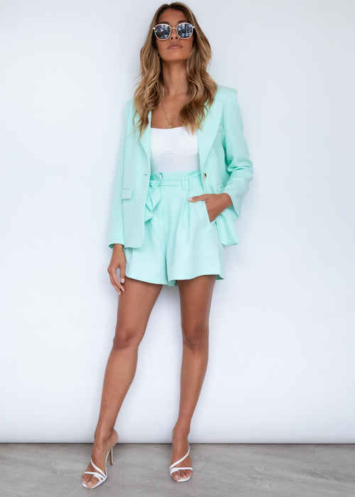 Renegade Blazer - Mint