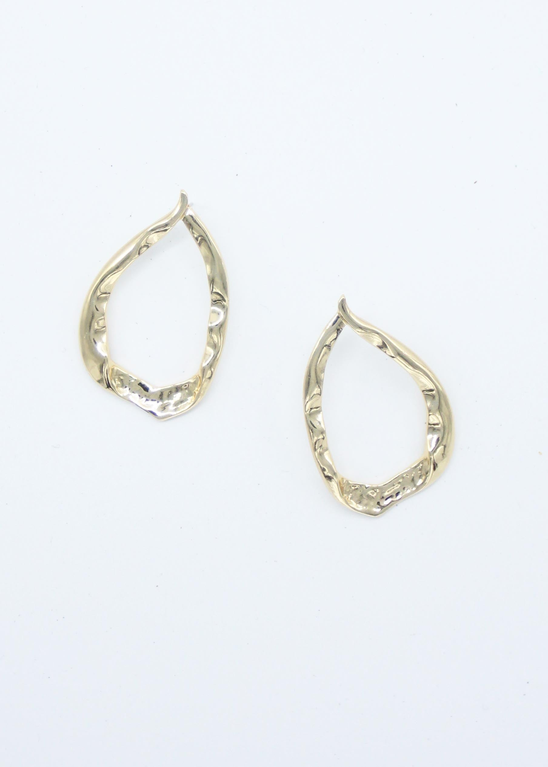 Pablo Earrings - Gold