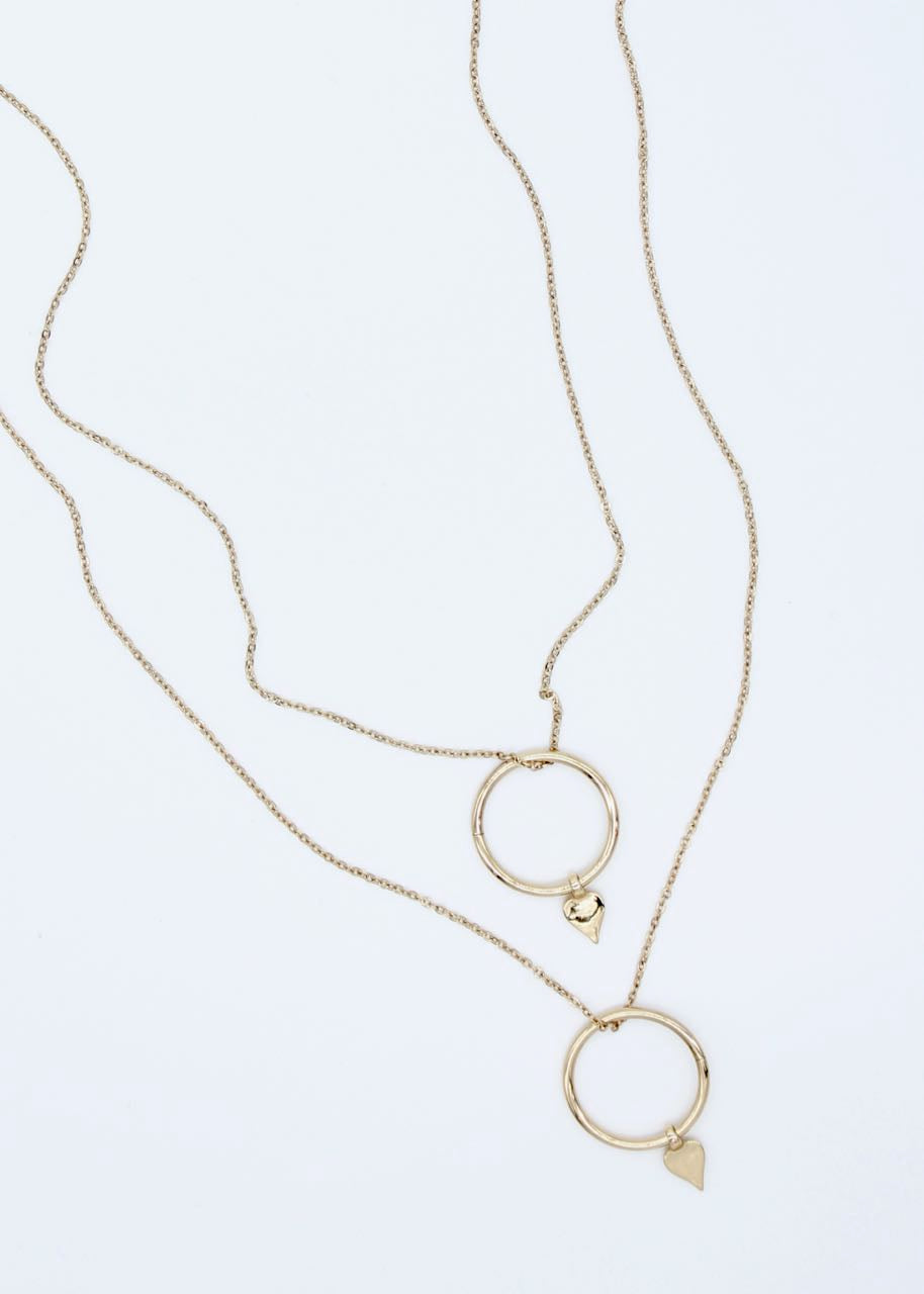 Santana Necklace - Gold