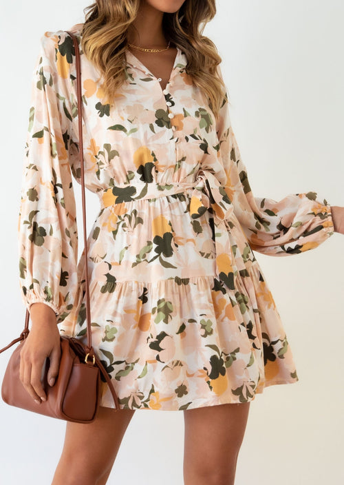 Little Rivers Dress - Jina Floral