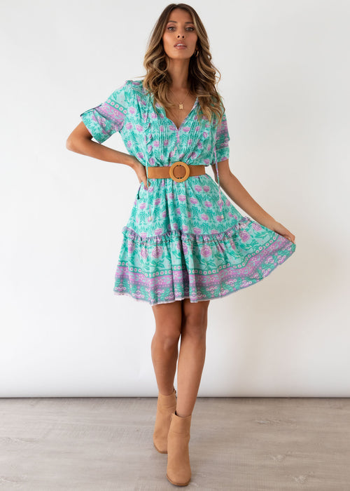 Remi Mini Dress - Paradiso