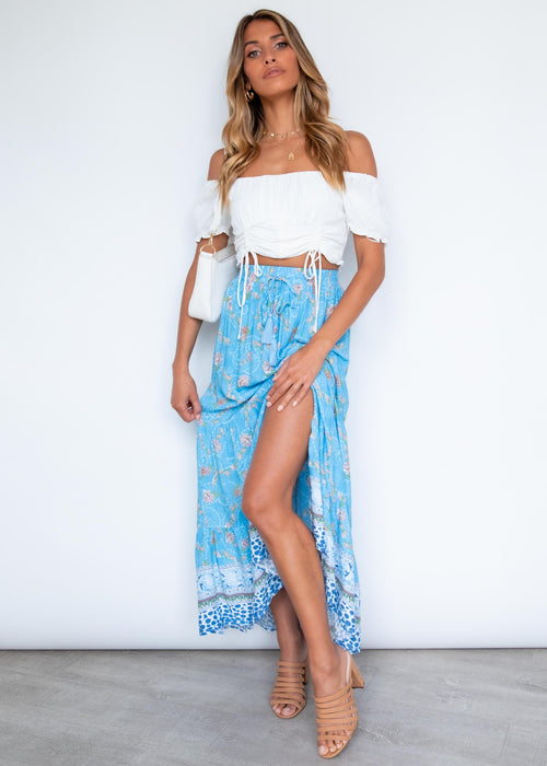 Your Song Maxi Skirt - Honolulu