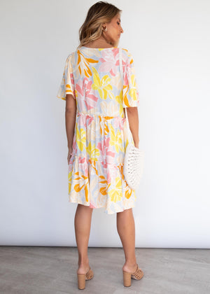Wiatt Dress - Summer Sunset