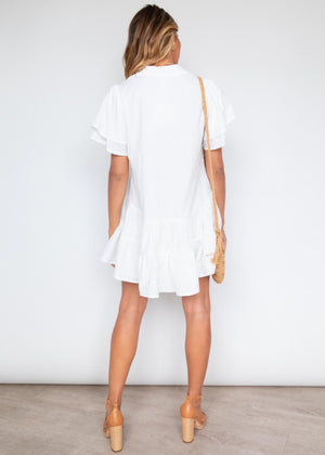 Katana Dress - Off White