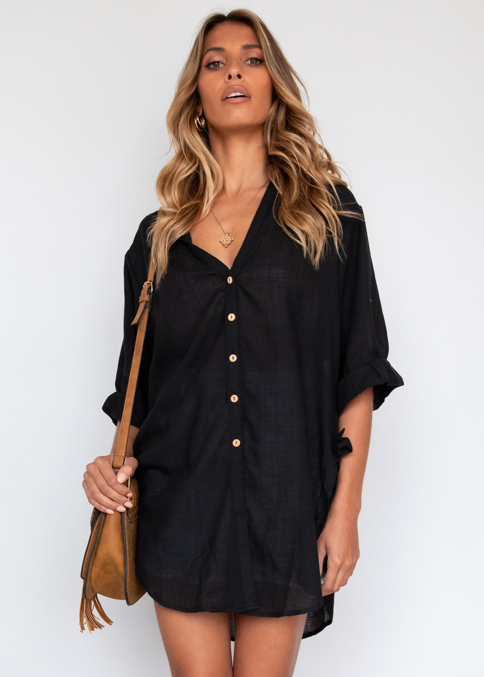 Paley Shirt - Black