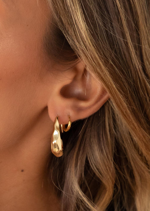 Opehlia Earrings - Gold