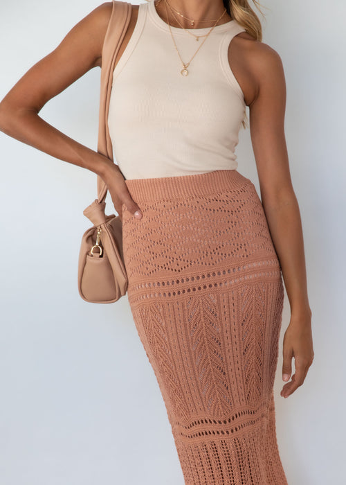 Peggy Crop - Beige