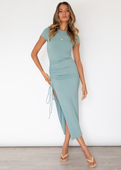 Keelie Maxi Dress - Sage