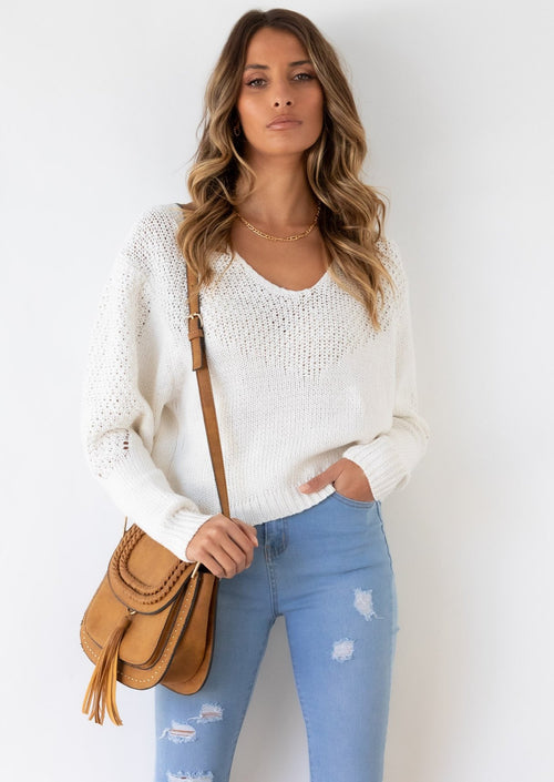 Cornelia Sweater - Off White