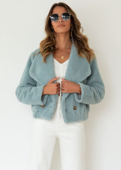 Kindsway Jacket - Powder Blue