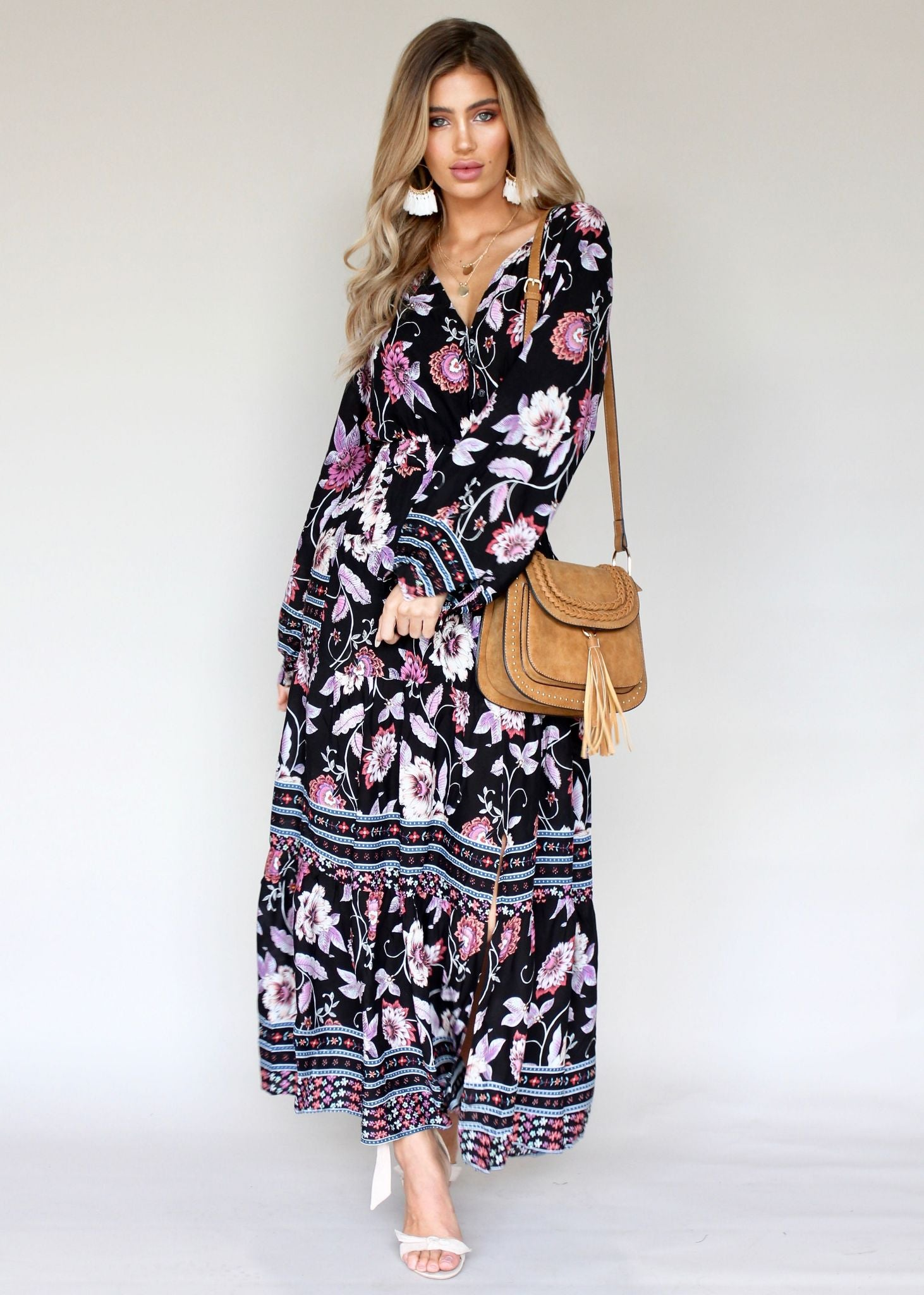 Chance Maxi Dress - Jacinta