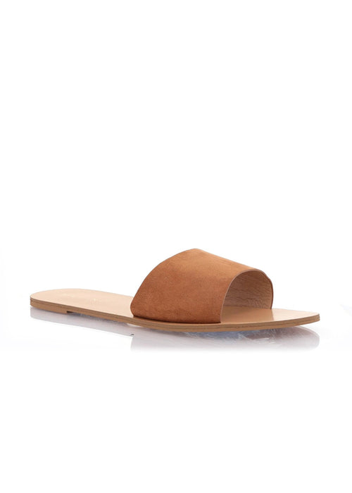 Billini - Crete Slide - Tan Suede