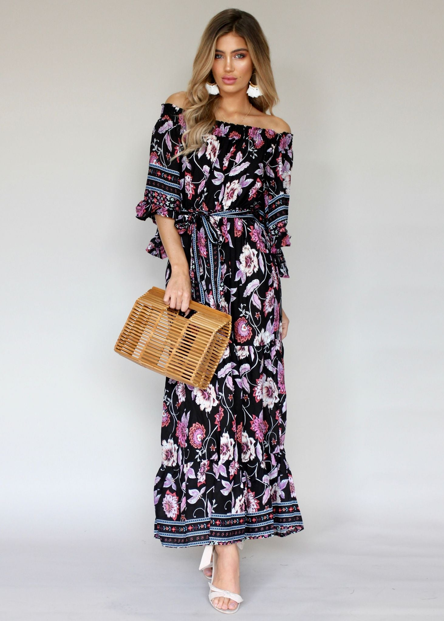 Teegan Maxi Dress - Jacinta