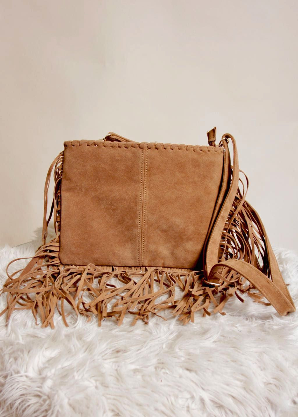 Gypsy Soul Bag - Camel