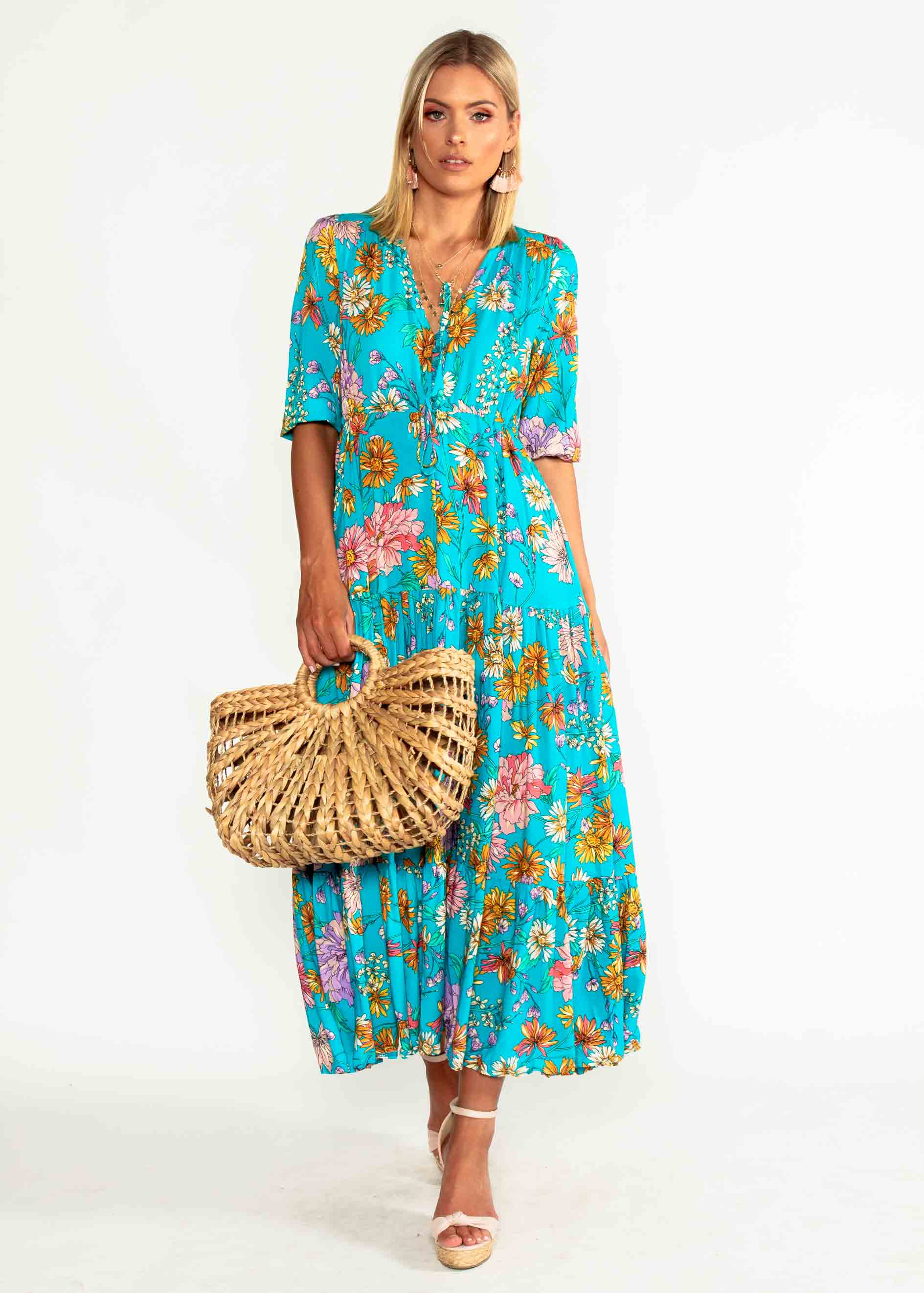 Tessa Maxi Dress - Janis