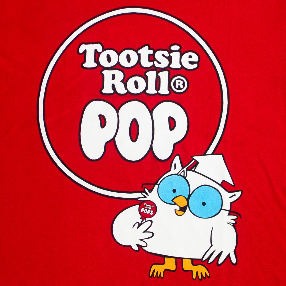 Tootsie Roll Cropped Tee