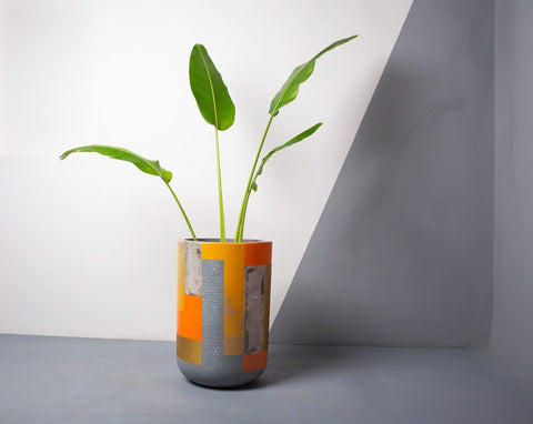 Concrete Tulip Planter-Eliteearth