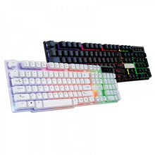 Load image into Gallery viewer, Adjustable LED Color Backlight USB Wired Gaming Keyboard Mouse(Choose what you want)