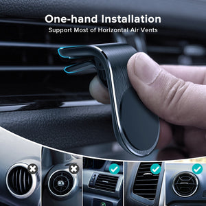 Universal Magnetic Car Phone Holder for Phone In Car Magnet Mount Free Angle Air Vent Support Smartphone Car Mobile Support
