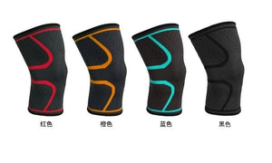 1pc Checker Shockproof Breathable Short Kneecap Outdoor Sport Knee Protector