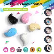 Load image into Gallery viewer, Smallest Wireless Invisible Bluetooth Mini Earphone S530 Earbuds Headsets Headphones Support Heads-free Calling for All Smartphone