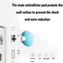 Load image into Gallery viewer, 2019 Round Wall Protector Self Adhesive Door Handle Bumper Guard Stopper Crash Buffer Mute Anticollision Pad