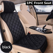 Load image into Gallery viewer, Universal Car Seat Cover Full Set Automobile Seat Covers Warm Plush Car Seat Cover Seat Protector Car Seat Covers For Women Men