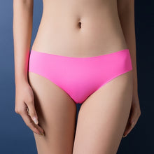 Load image into Gallery viewer, Ultra-thin Women Seamless Traceless Sexy lingerie Underwear Panties Briefs
