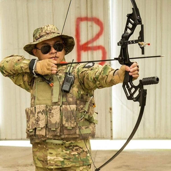 Powerful Recurve Bow 30-45lbs Professional Hunting Bow Archery Suit for Outdoor Hunting Shooting Practice Arrows Accessories