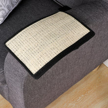 Load image into Gallery viewer, Natural Sisal Cat Anti-Scratching Mat Sofa Protector Cover Furnitures Scratch Guard Mat Anti-stress Couch Protect Pads