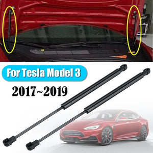 2x Car Front Struts/Rear Struts Boot Trunk Automatic Trunk Lift Support Struts Kit For Tesla Model 3
