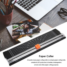 Load image into Gallery viewer, A4 Paper Guillotine Cutting Machine Paper Cutter Paper Trimmer Blades