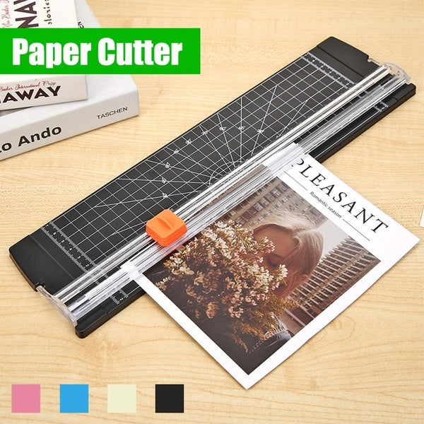 A4 Paper Guillotine Cutting Machine Paper Cutter Paper Trimmer Blades