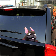 Load image into Gallery viewer, 1pcs 3D Lovely Cartoon Dog Car-Styling Vehicle Window Decals Car Sticker Decoration