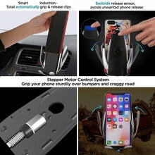 Load image into Gallery viewer, New Automatic Induction Car Charger Qi Wireless Charger Charging Stand for Iphone X Xs Max Xr 8plus Samsung S9 S8 Fast Charger Dock Suction cup with bracket