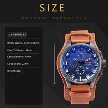 Load image into Gallery viewer, 2019 Fashion Watch Special Forces Men's Sports Watch Trend Personality Student Big Dial Quartz Calendar Watch