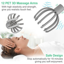 Load image into Gallery viewer, IKEEPI Scalp Massager Head Scratcher Head Massager for Relaxation and Blood Circulation