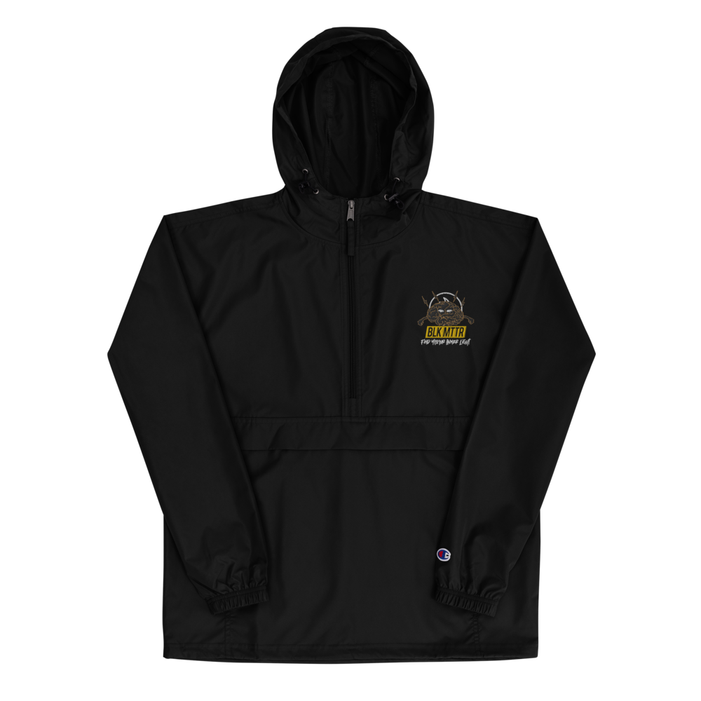 BKLYN x CHAMPION Embroidered City Edition Packable Jacket